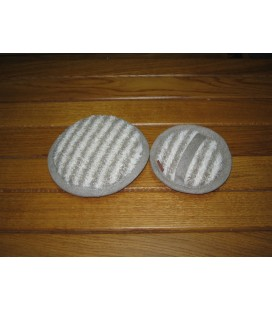 Striped cosmetic sponge EXCLUSIVE