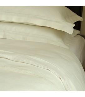Linen pillowcase HEMSTITCH