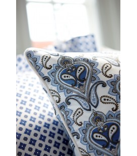 Paisley satiinist voodipesukomplekt