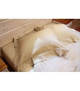 Satin bed linen SAVANNAH