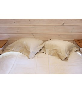 Satin bed linen SAVANNAH
