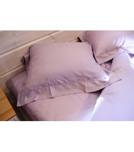 Satin bed sheet NEW YORK