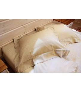 Satin bed sheet SAVANNAH