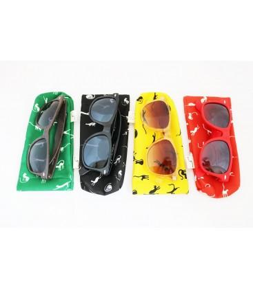 Sunglasses bag IDLE CATS