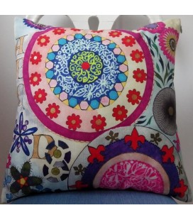 Cushion Pink Mandala