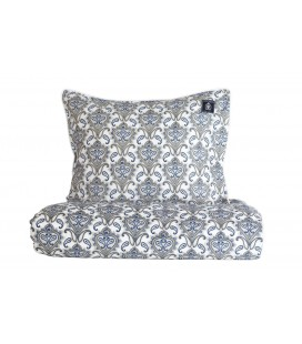 Satin pillowcase Paisley