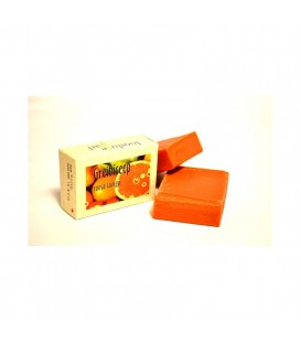 Grapefruit Soap with Kaolin