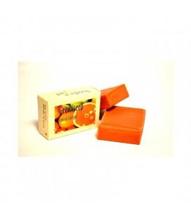 Grapefruit Soap with Kaolin