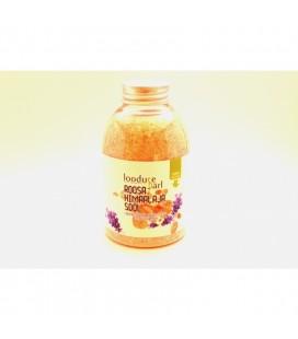 Rose Himalayan Salt with Lavender