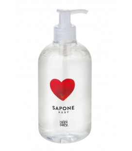 Liquid soap HEART