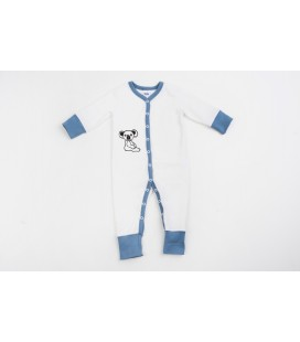Jumpsuit The Little Koala with blue details