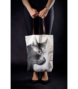 Cotton bag SVART