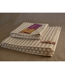 Stripes linen towel EXCLUSIVE